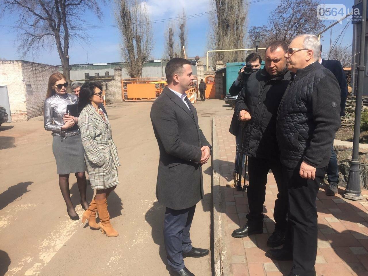 В Кривом Роге запустили первый асфальтный завод и рассказали о планах по ремонту дорог (ФОТО), фото-14
