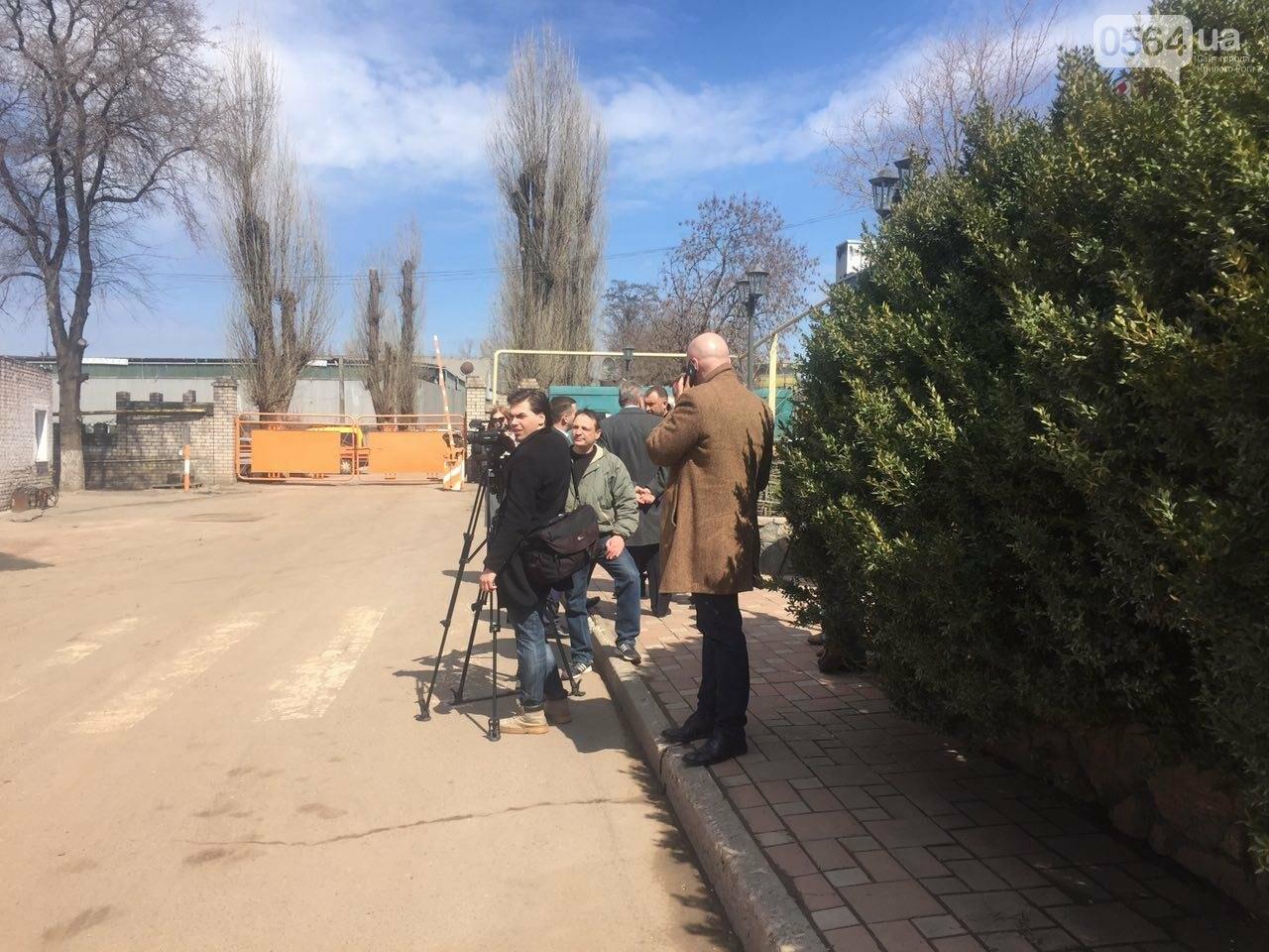 В Кривом Роге запустили первый асфальтный завод и рассказали о планах по ремонту дорог (ФОТО), фото-11