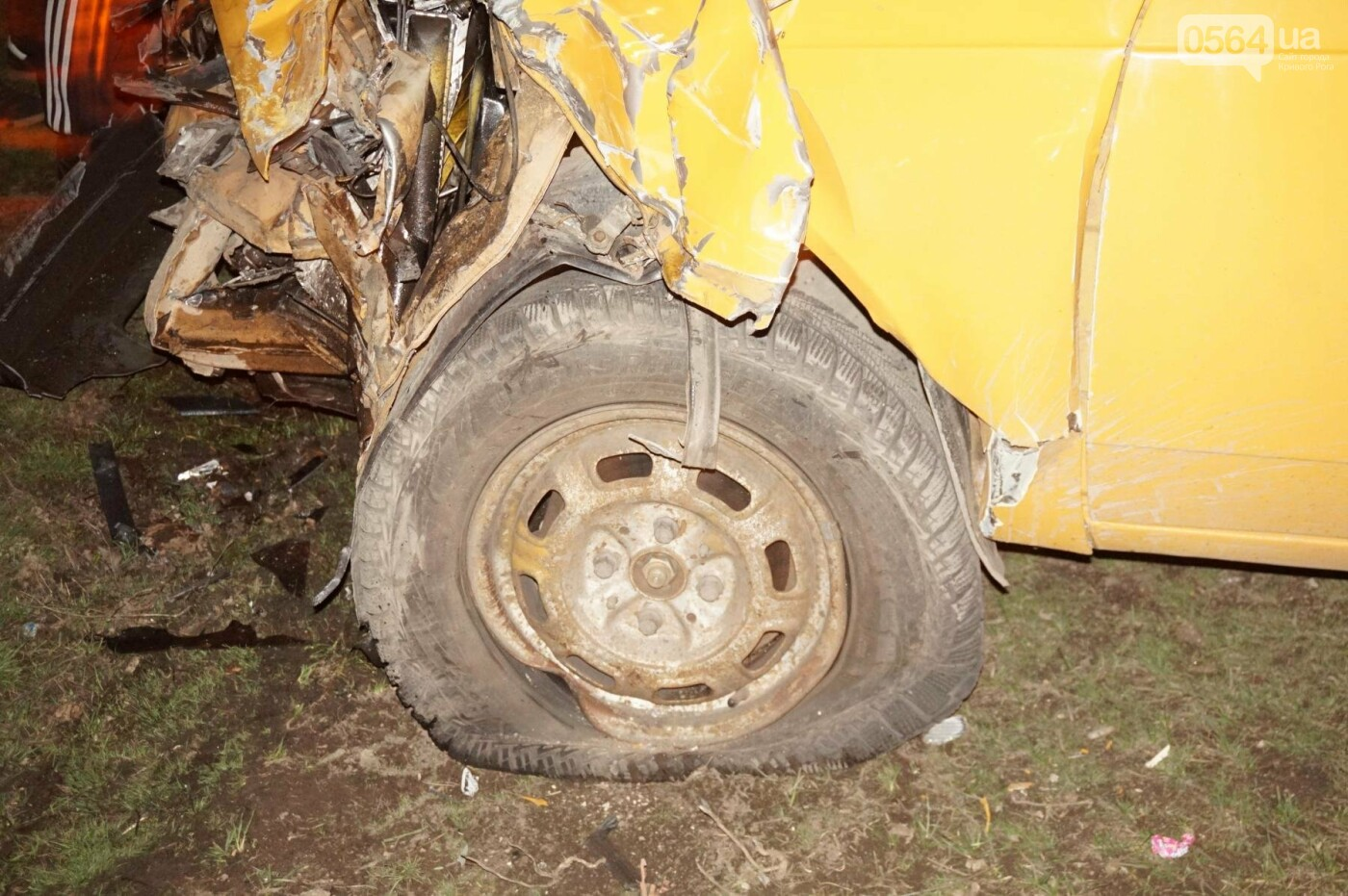 В результате ДТП в Кривом Роге пострадали два пешехода (ФОТО), фото-9