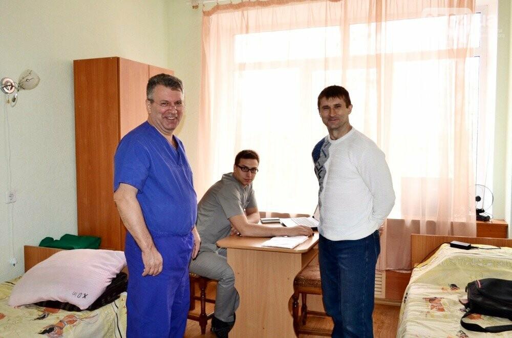 Реформировать нельзя оставить: Как страны ЕС помогают медицине Кривого Рога (ФОТО), фото-13