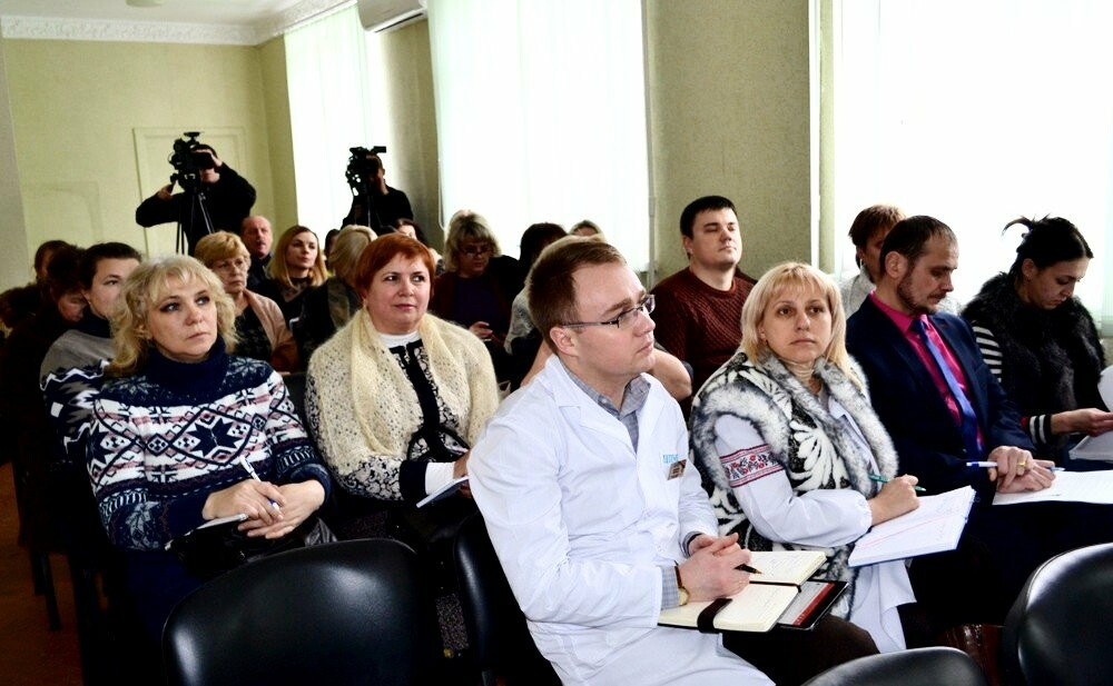 Реформировать нельзя оставить: Как страны ЕС помогают медицине Кривого Рога (ФОТО), фото-19