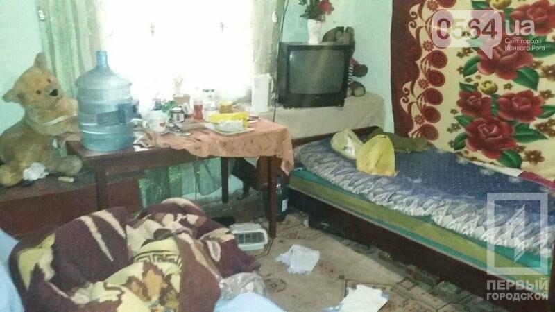В Кривом Роге, в частном доме, нашли тело мужчины в луже крови (ФОТО 18+), фото-1