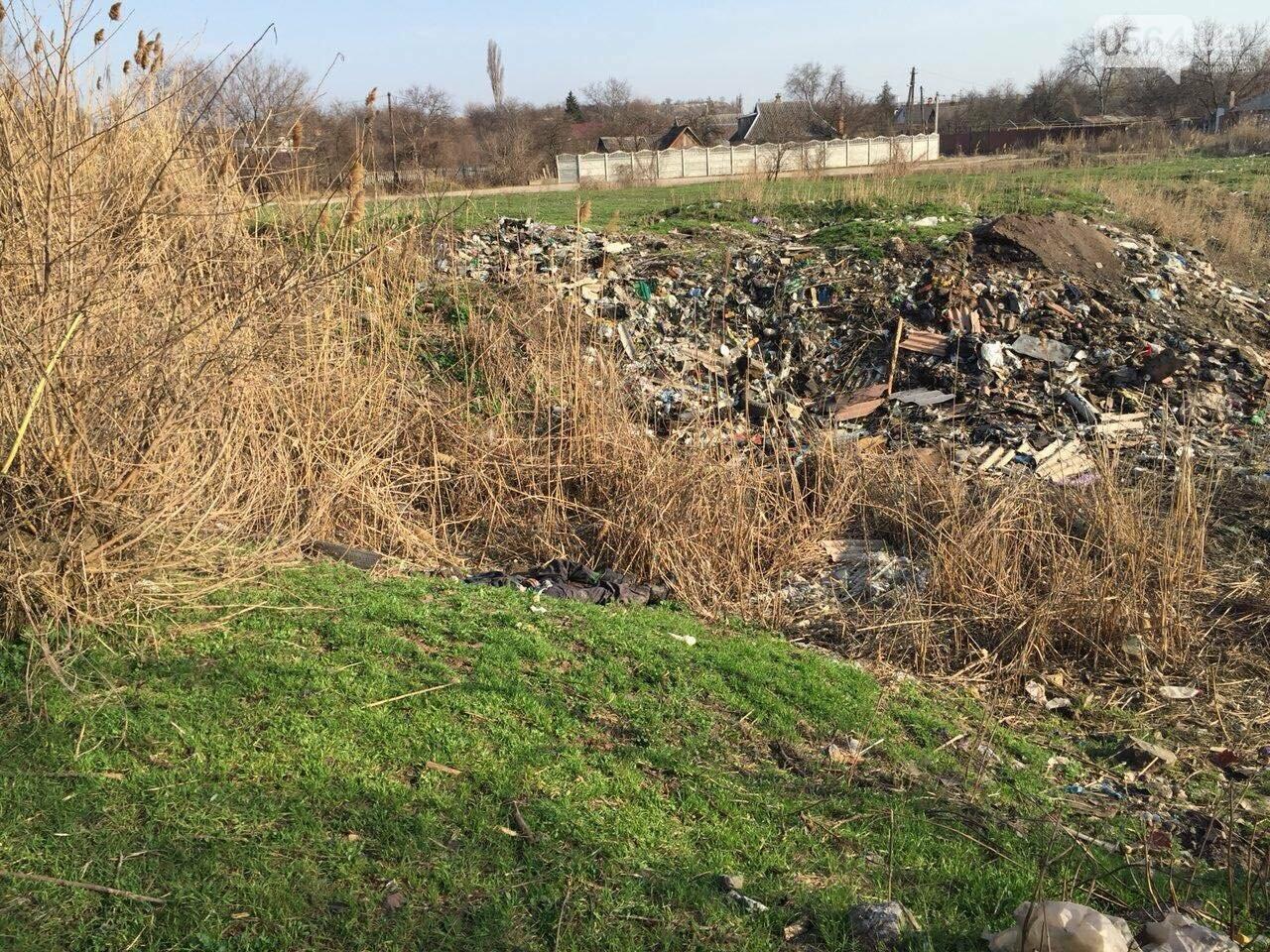 В Кривом Роге на болоте обнаружили труп мужчины (ФОТО 18+), фото-4