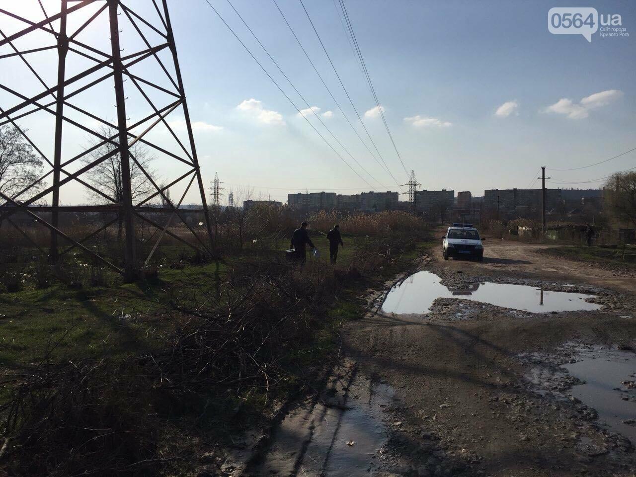 В Кривом Роге на болоте обнаружили труп мужчины (ФОТО 18+), фото-3
