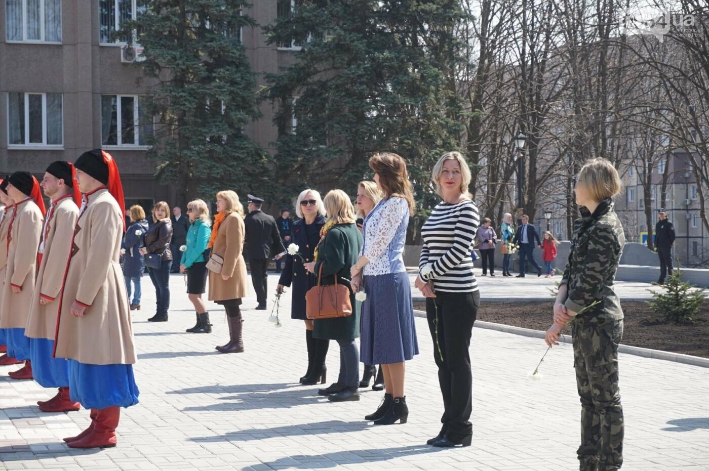 На Благовещение в Кривом Роге открыли памятник покровительнице украинских козаков (ФОТО, ВИДЕО), фото-39