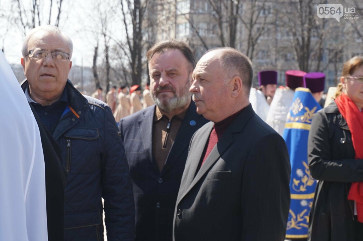 На Благовещение в Кривом Роге открыли памятник покровительнице украинских козаков (ФОТО, ВИДЕО), фото-9