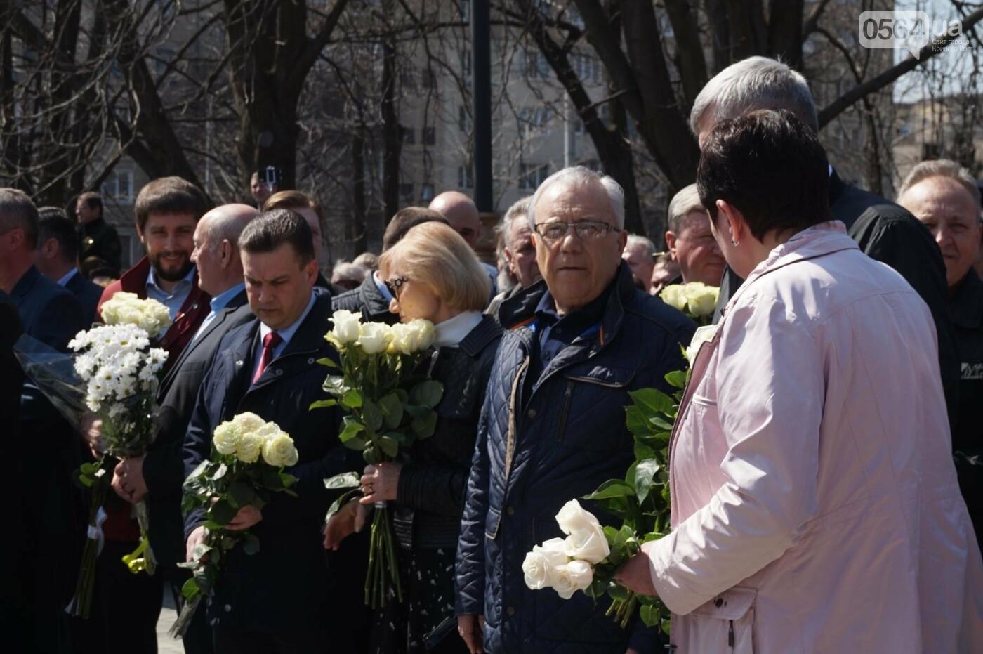 На Благовещение в Кривом Роге открыли памятник покровительнице украинских козаков (ФОТО, ВИДЕО), фото-17
