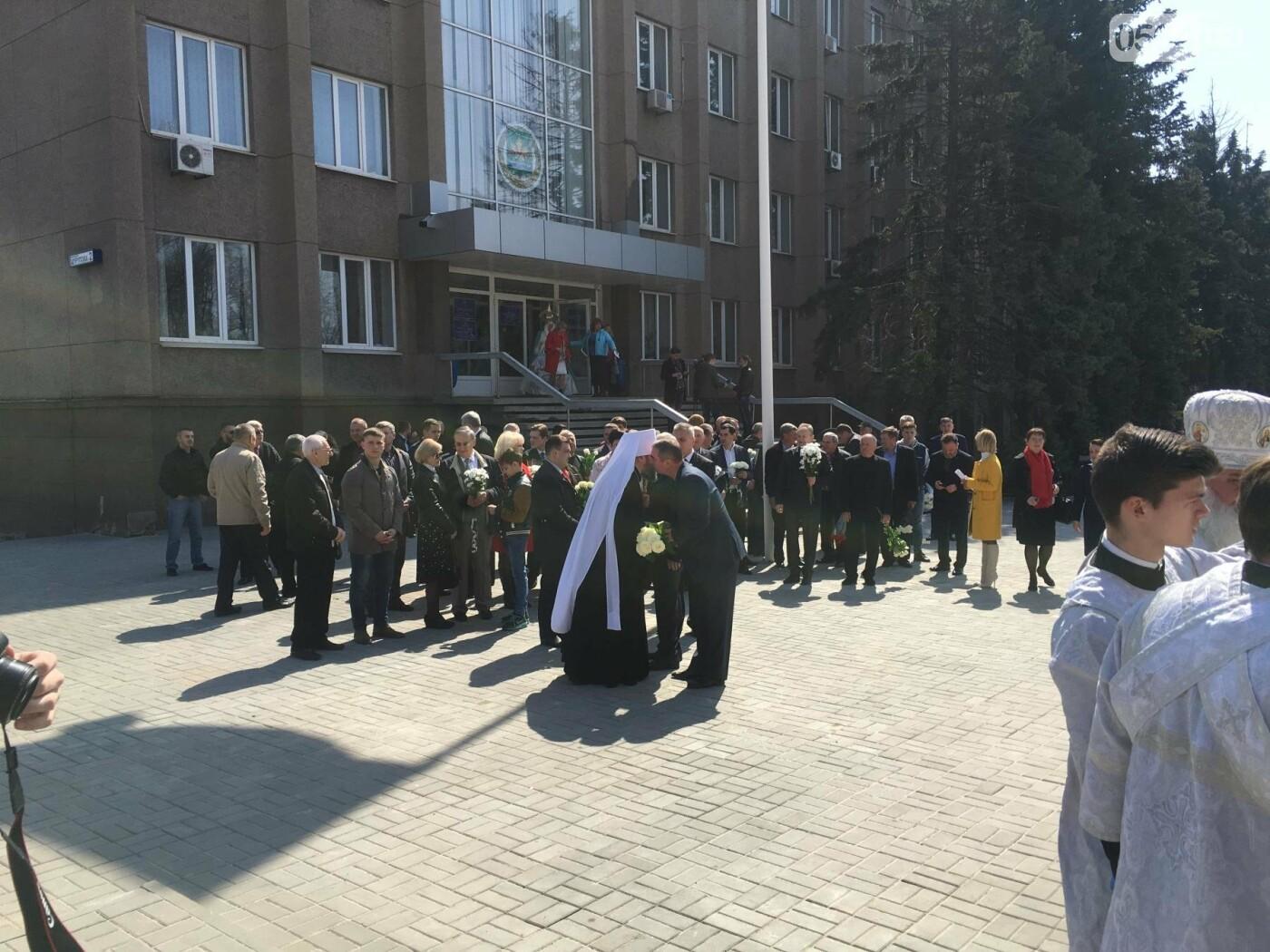 На Благовещение в Кривом Роге открыли памятник покровительнице украинских козаков (ФОТО, ВИДЕО), фото-18