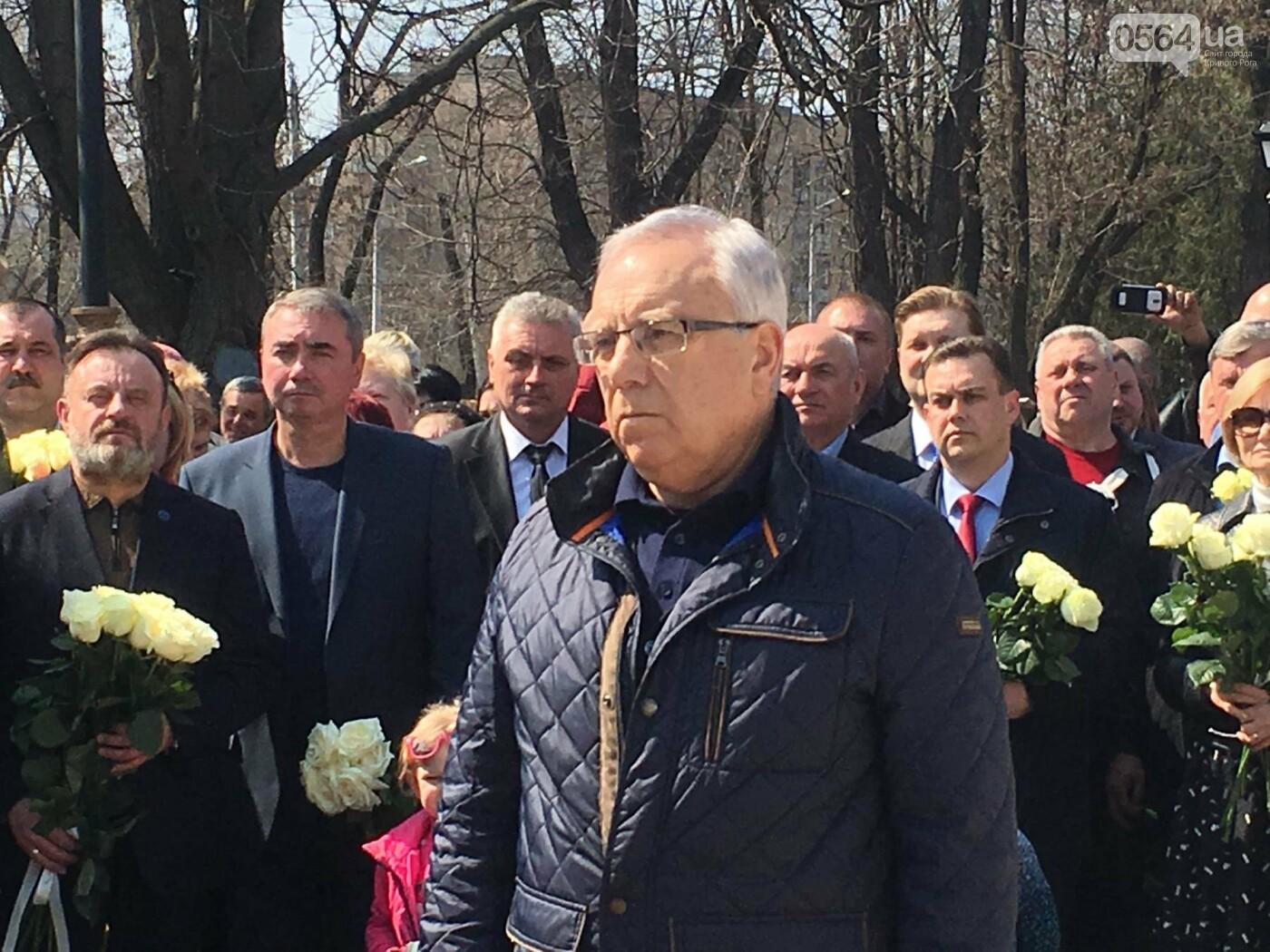 На Благовещение в Кривом Роге открыли памятник покровительнице украинских козаков (ФОТО, ВИДЕО), фото-7