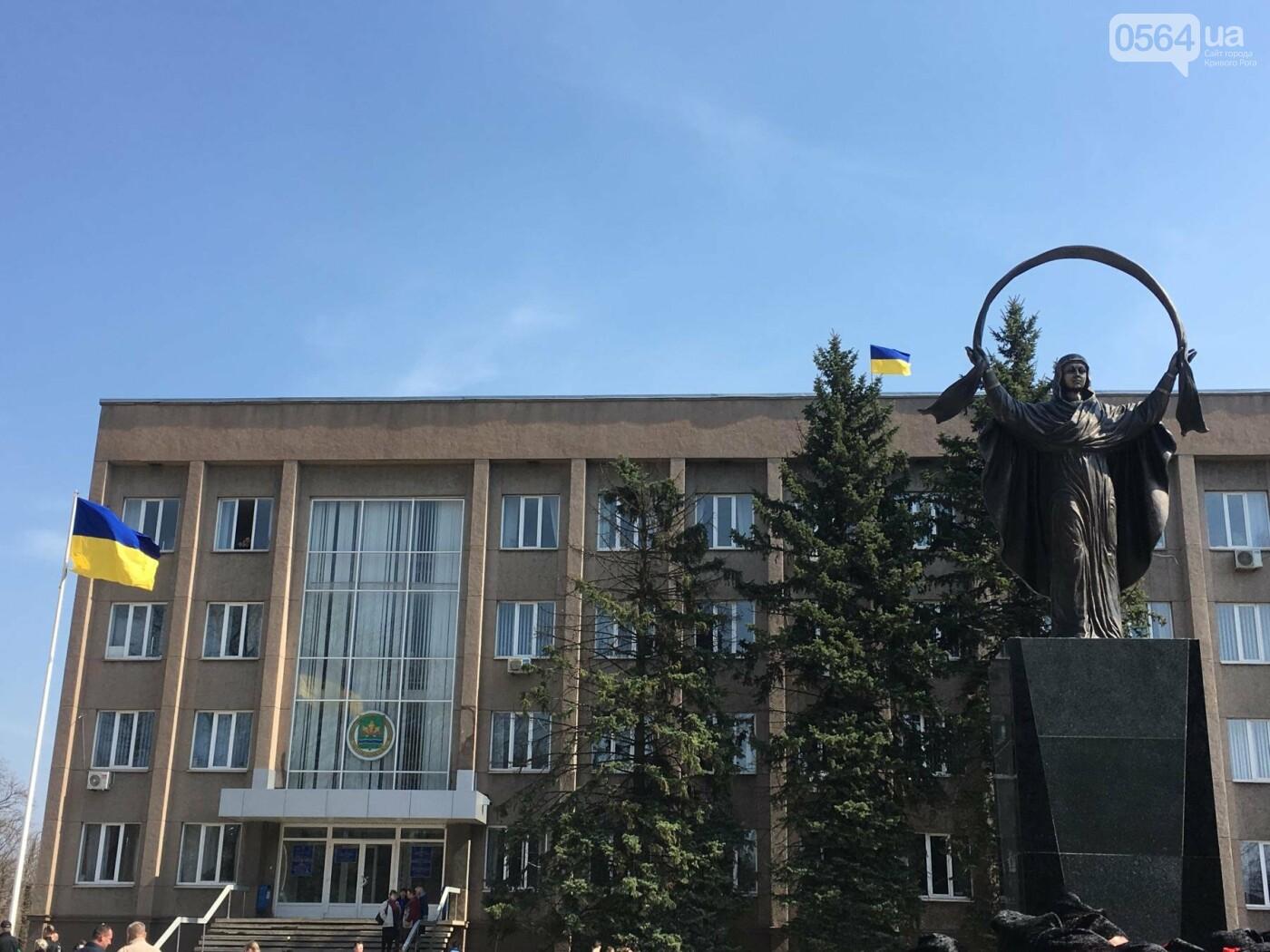 На Благовещение в Кривом Роге открыли памятник покровительнице украинских козаков (ФОТО, ВИДЕО), фото-8