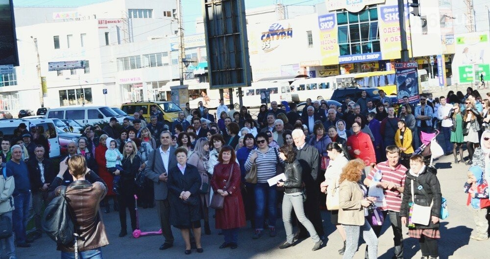 По случаю Пасхи криворожане собрались на Молитвенное вече (ФОТО), фото-8