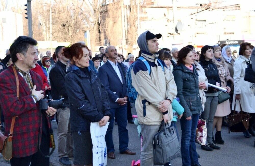 По случаю Пасхи криворожане собрались на Молитвенное вече (ФОТО), фото-11