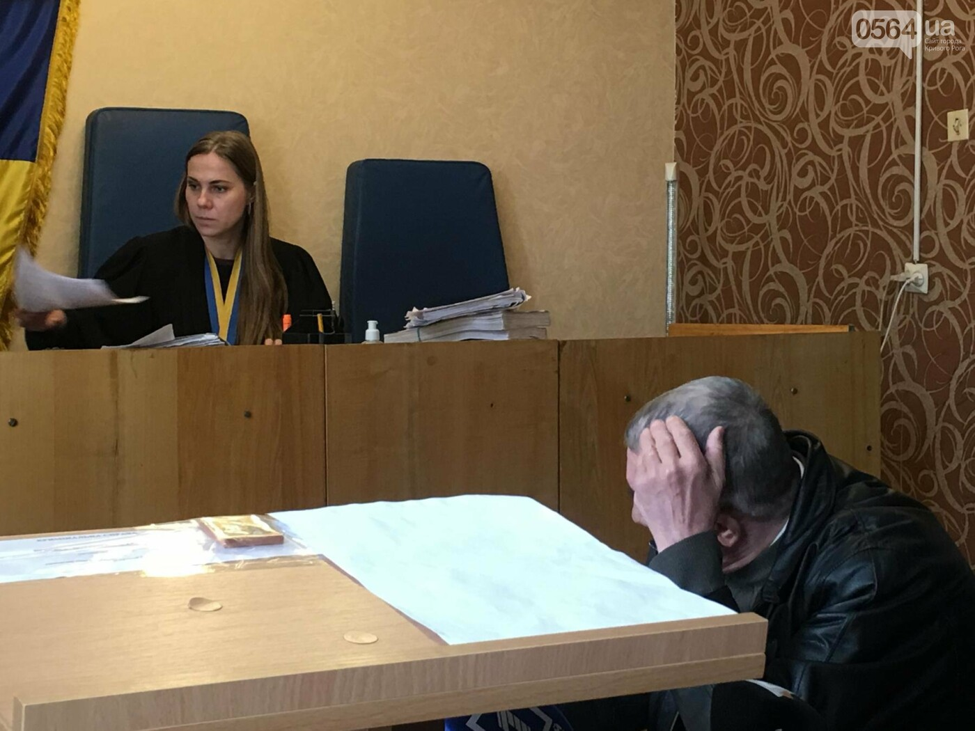 """В суде свидетель рассказал, как попал на учения резервистов """"инструктор"""", выстреливший в криворожского журналиста  (ФОТО), фото-10"""