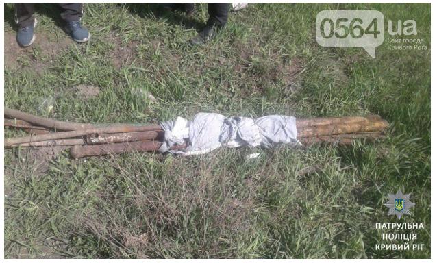 Криворожанин обворовывал дачников, лишая их водоснабжения (ФОТО), фото-1