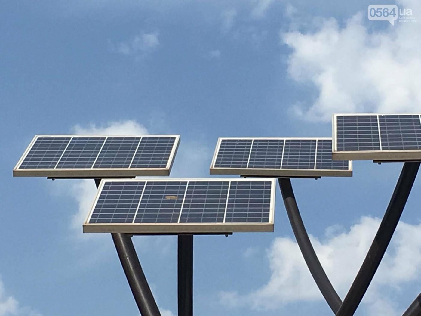 """""""Красный свет"""" от зеленой энергии или Криворожье использует энергию солнца  (ФОТО), фото-11"""