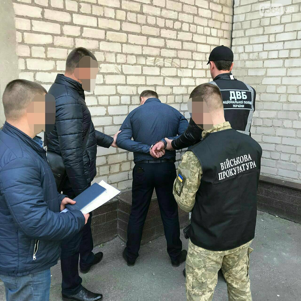 В Кривом Роге задержали двух полицейских на взятке 8 тысяч долларов (ФОТО), фото-1