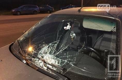 В Кривом Роге в жутком ДТП пострадала женщина, перебегавшая дорогу (ФОТО 18+), фото-2