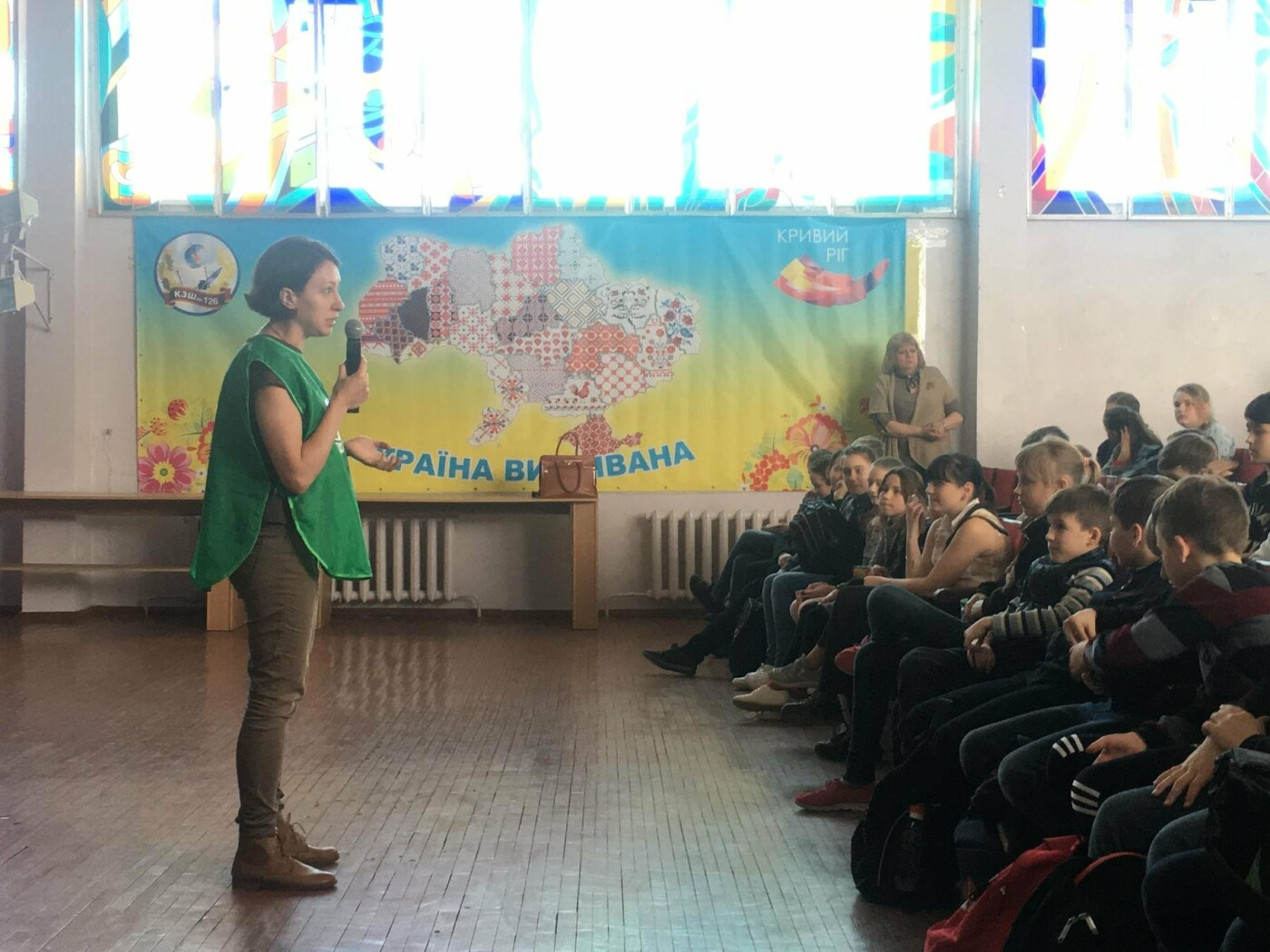 В Кривом Роге на одну экосознательную школу стало больше (ФОТО), фото-8