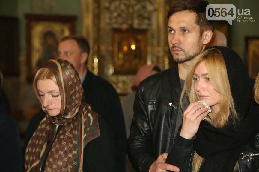 В Кривом Роге провели панихиду по погибшим в жутком ДТП и помолились о здравии пострадавших (ФОТО), фото-2