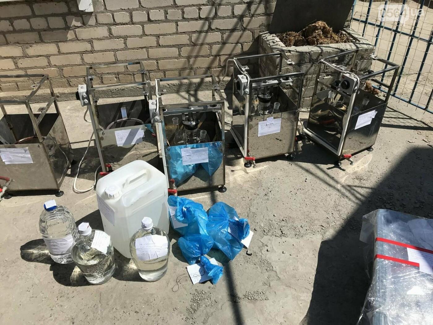 В криворожской нарколаборатории изъяли метадона на 10 миллионов (ФОТО), фото-2