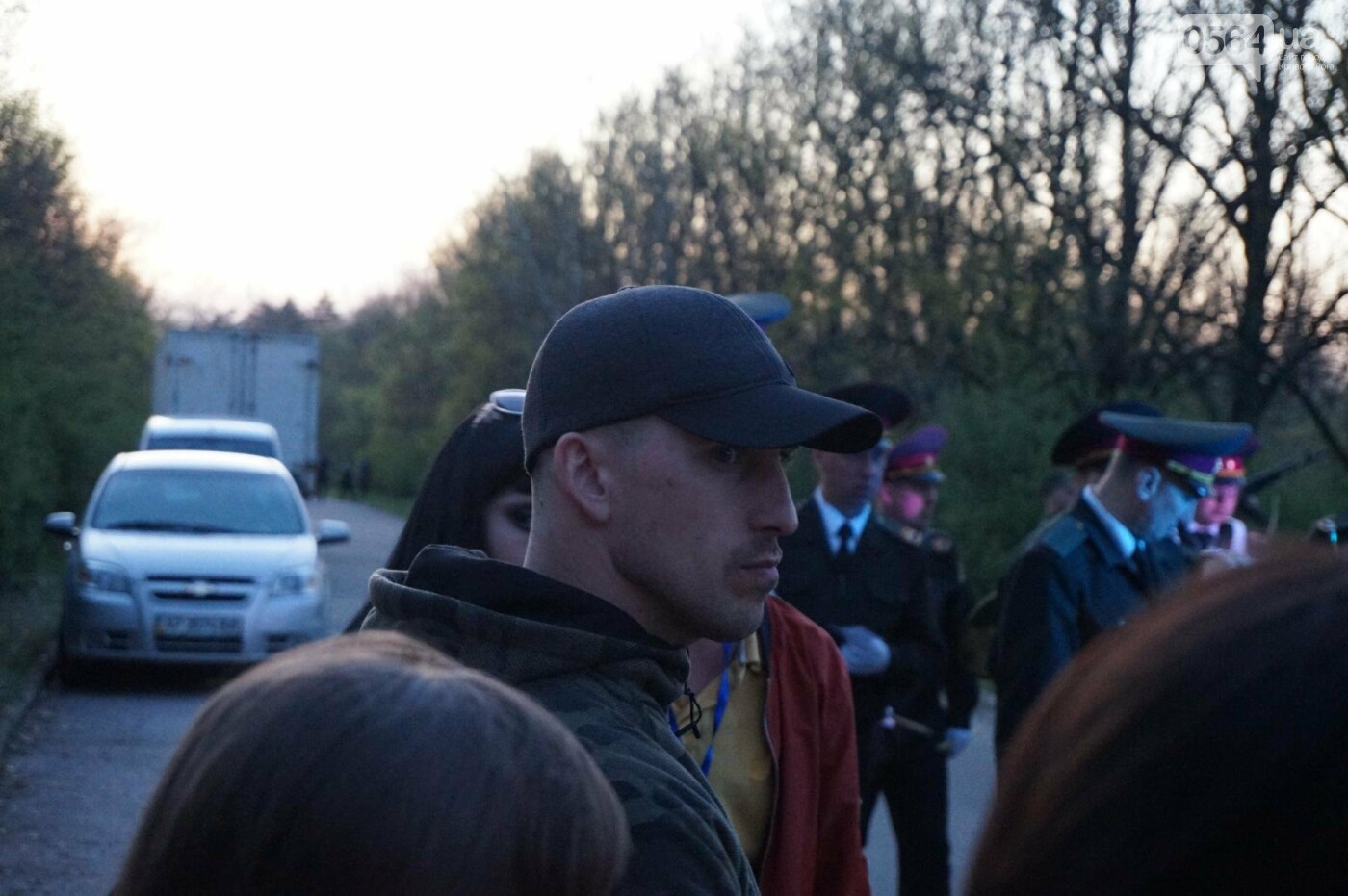 Как криворожане высаживали на Хортице дубраву в память о погибших Героях (ФОТО, ВИДЕО), фото-90