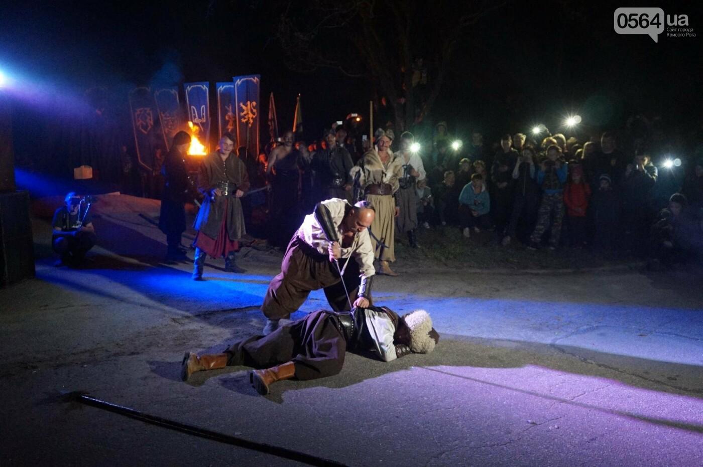 Как криворожане высаживали на Хортице дубраву в память о погибших Героях (ФОТО, ВИДЕО), фото-93