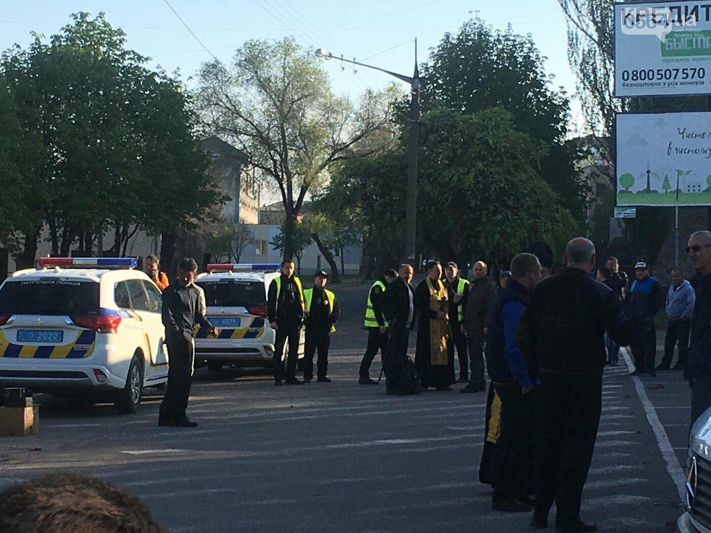 Как криворожане высаживали на Хортице дубраву в память о погибших Героях (ФОТО, ВИДЕО), фото-3