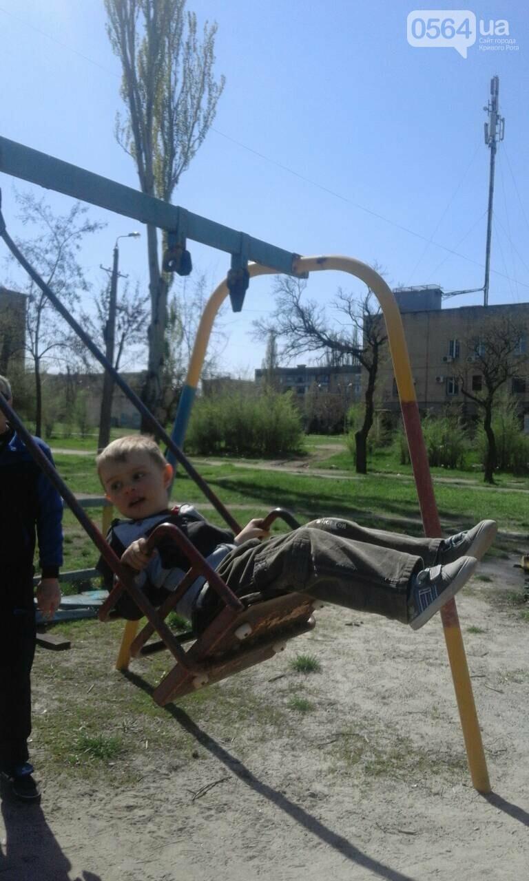 В Кривом Роге на детской площадке существует угроза жизни и здоровью детей (ФОТО), фото-3