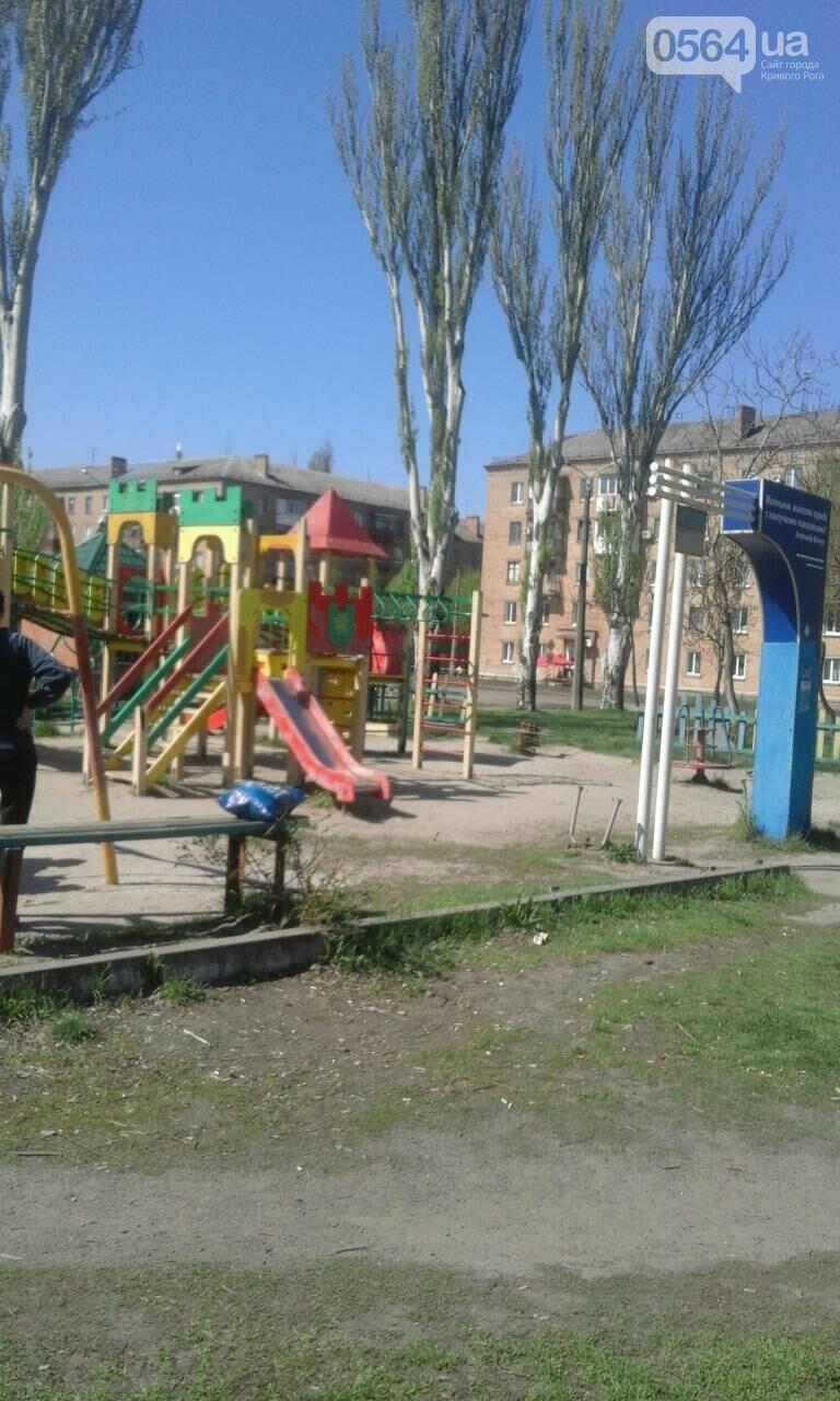 В Кривом Роге на детской площадке существует угроза жизни и здоровью детей (ФОТО), фото-8