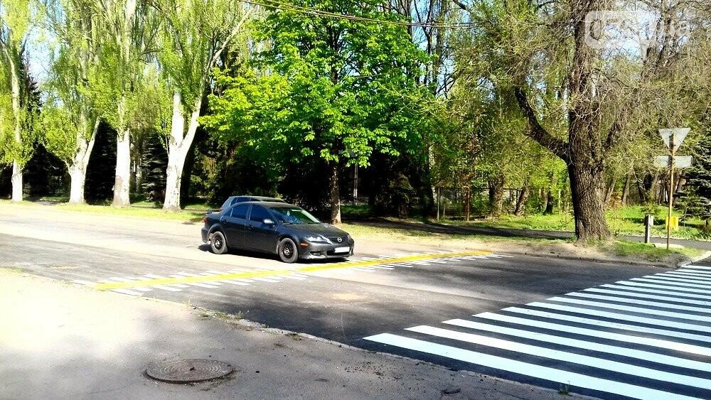 После смертельного ДТП в Кривом Роге проезжую часть рядом с местом аварии обезопасили (ФОТО), фото-5