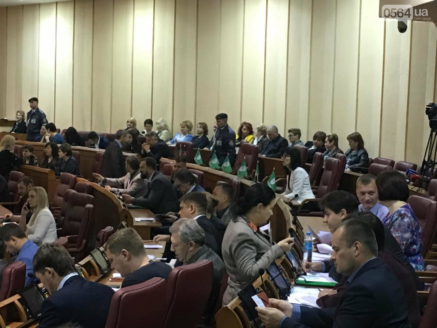 """""""Промэрское"""" большинство в Криворожском горсовете утвердило повестку дня сессии без предложений депутатов не из большинства (ФОТО), фото-14"""