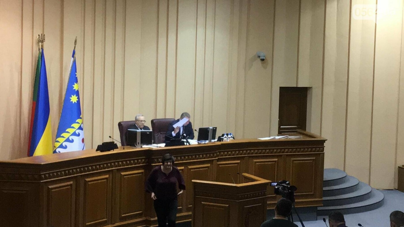 """""""Промэрское"""" большинство в Криворожском горсовете утвердило повестку дня сессии без предложений депутатов не из большинства (ФОТО), фото-9"""