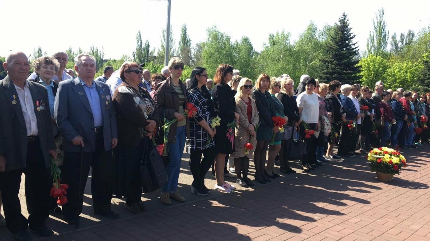 Чернобыльская катастрофа: В Кривом Роге прошел митинг-реквием в память о тех, кто пожертвовал собой во имя спасения сограждан (ФОТО, ВИДЕО), фото-5