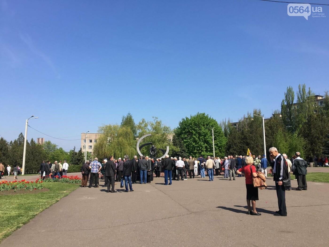 Чернобыльская катастрофа: В Кривом Роге прошел митинг-реквием в память о тех, кто пожертвовал собой во имя спасения сограждан (ФОТО, ВИДЕО), фото-9