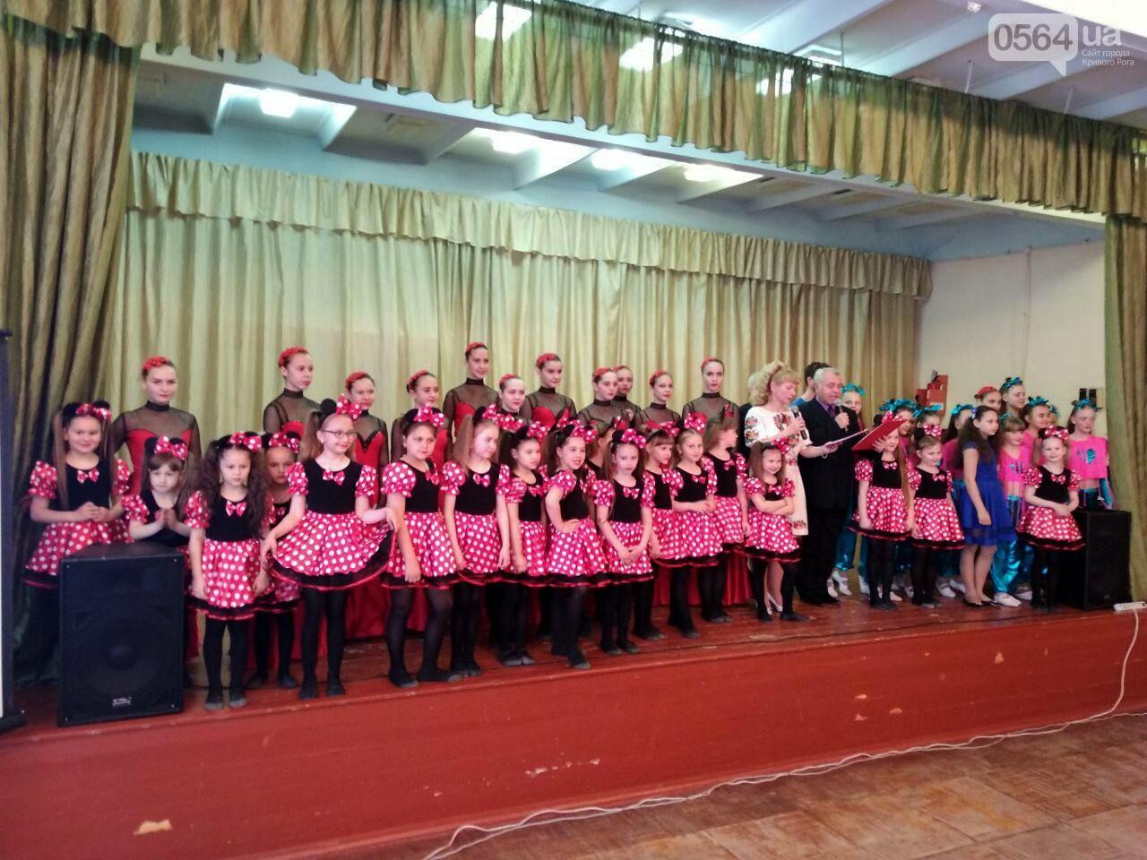 Криворожские школьники провели благотворительный концерт в поддержку бойцов АТО (ФОТО), фото-1