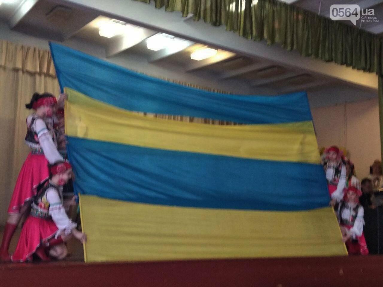 Криворожские школьники провели благотворительный концерт в поддержку бойцов АТО (ФОТО), фото-14