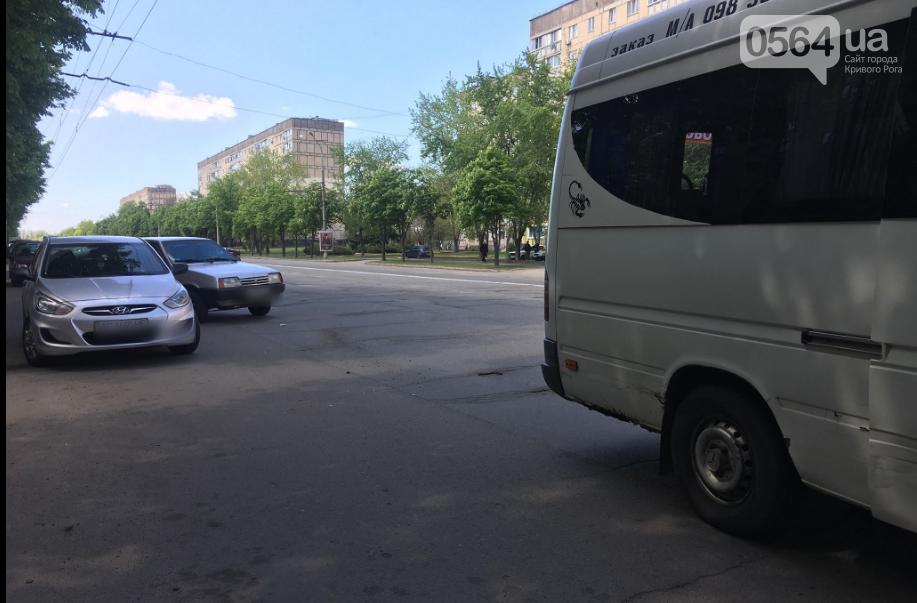 В Кривом Роге маршрутка попала в ДТП (ФОТО), фото-9