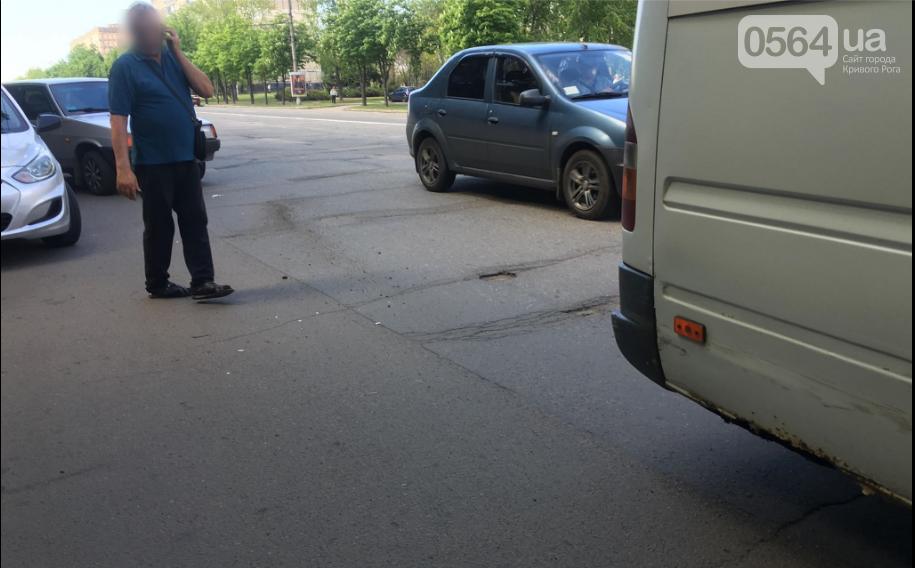 В Кривом Роге маршрутка попала в ДТП (ФОТО), фото-10