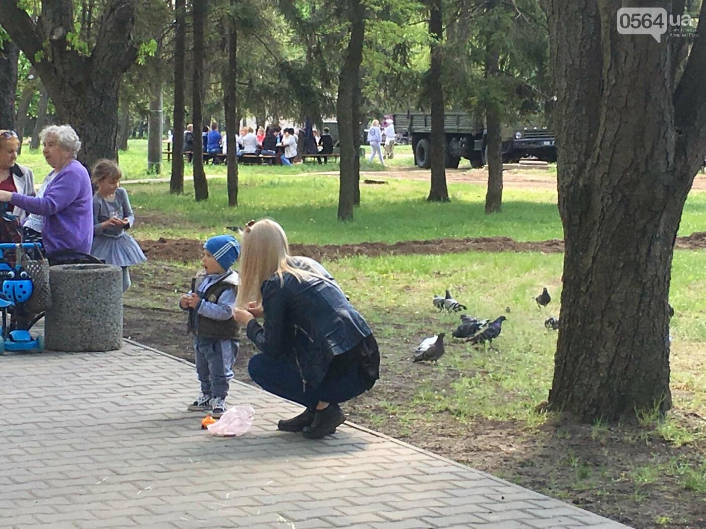 """""""В Европу без мусора!"""": криворожане помогли подготовить парк к Еврофесту (ФОТО), фото-9"""