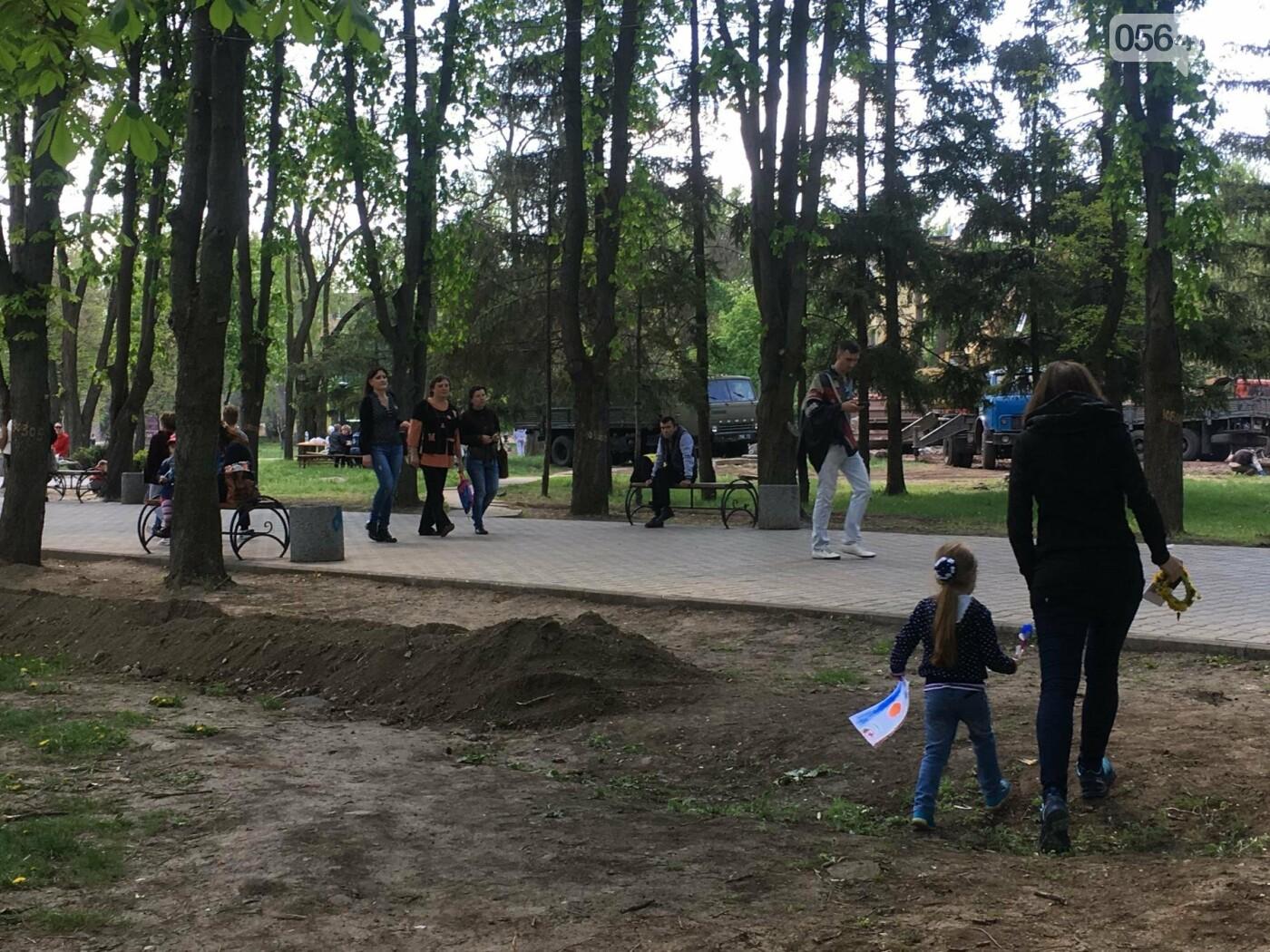 """""""В Европу без мусора!"""": криворожане помогли подготовить парк к Еврофесту (ФОТО), фото-35"""