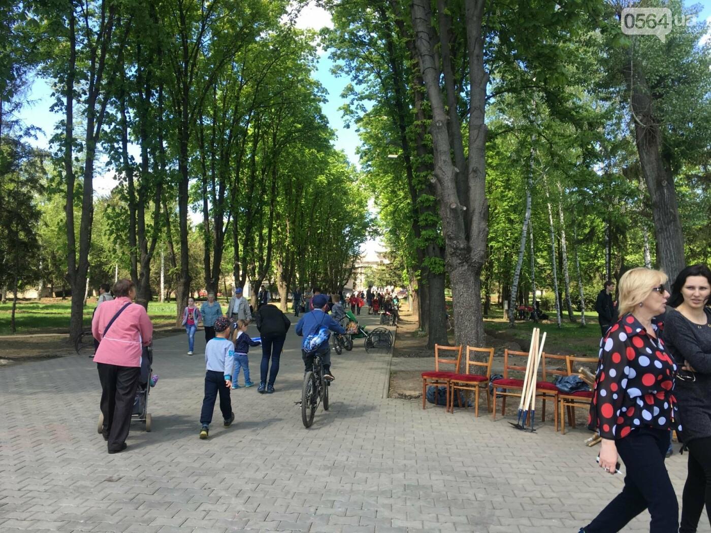 """""""В Европу без мусора!"""": криворожане помогли подготовить парк к Еврофесту (ФОТО), фото-78"""