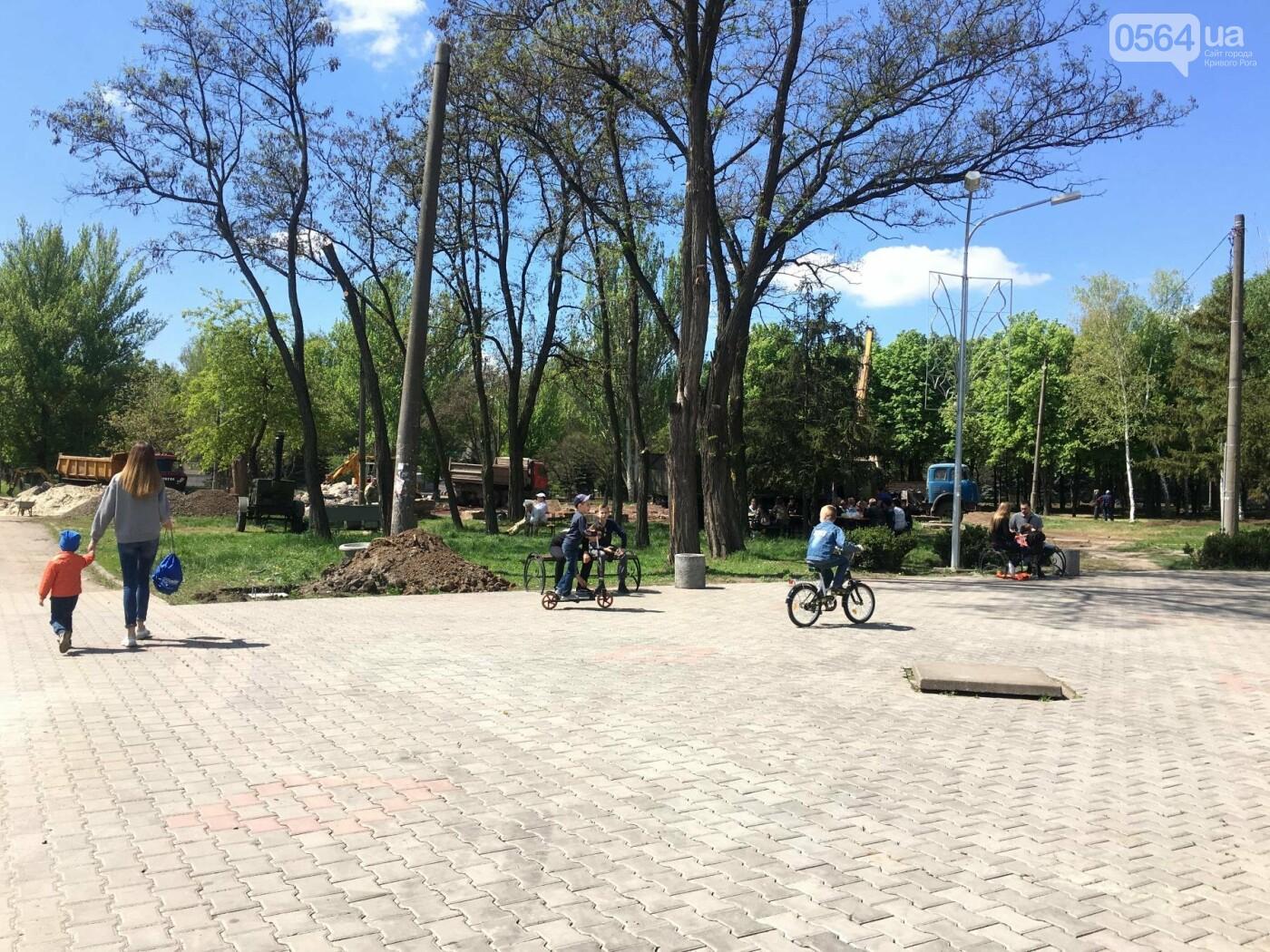 """""""В Европу без мусора!"""": криворожане помогли подготовить парк к Еврофесту (ФОТО), фото-91"""