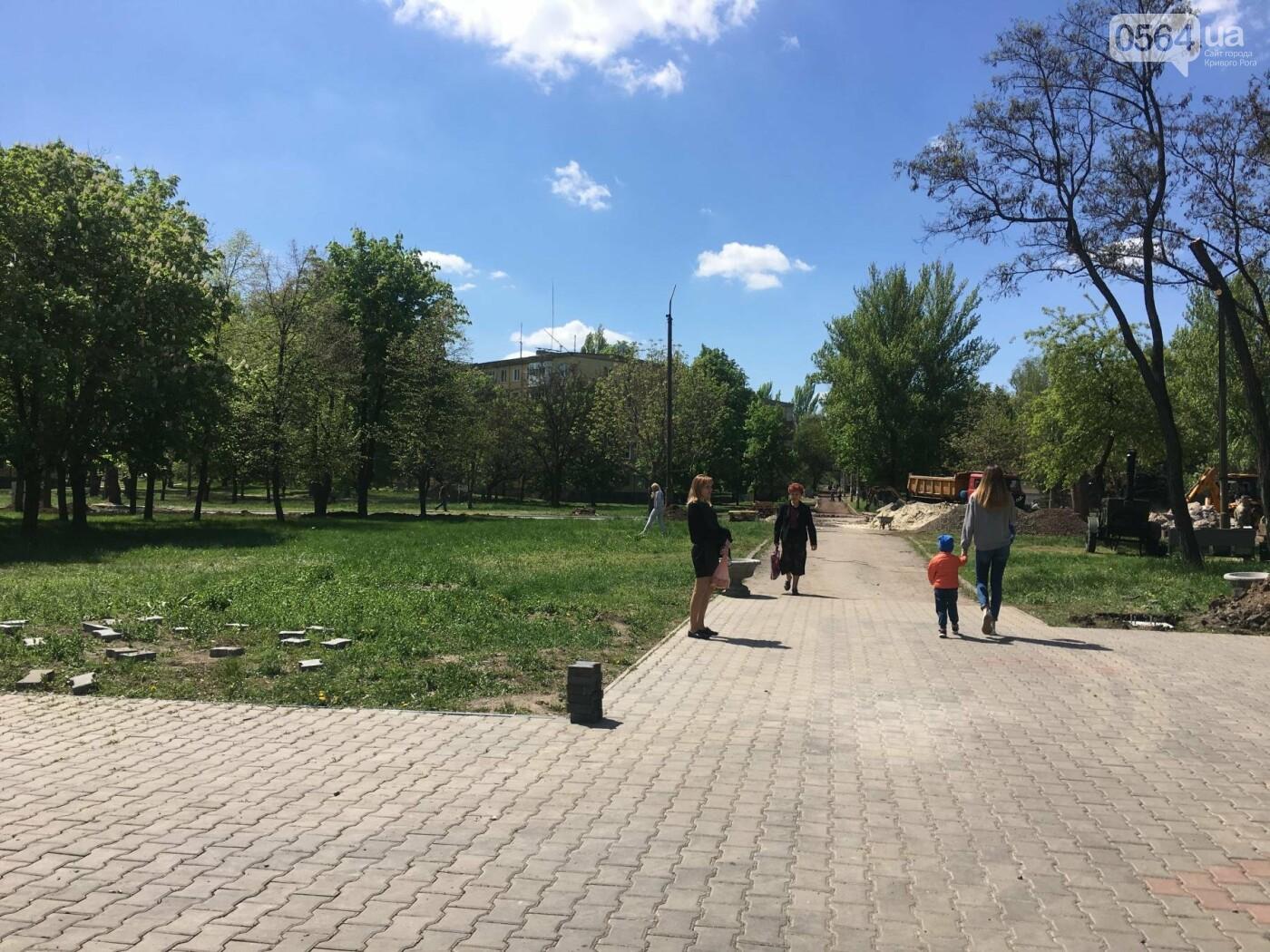 """""""В Европу без мусора!"""": криворожане помогли подготовить парк к Еврофесту (ФОТО), фото-71"""