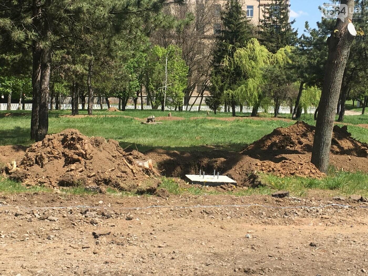 """""""В Европу без мусора!"""": криворожане помогли подготовить парк к Еврофесту (ФОТО), фото-73"""