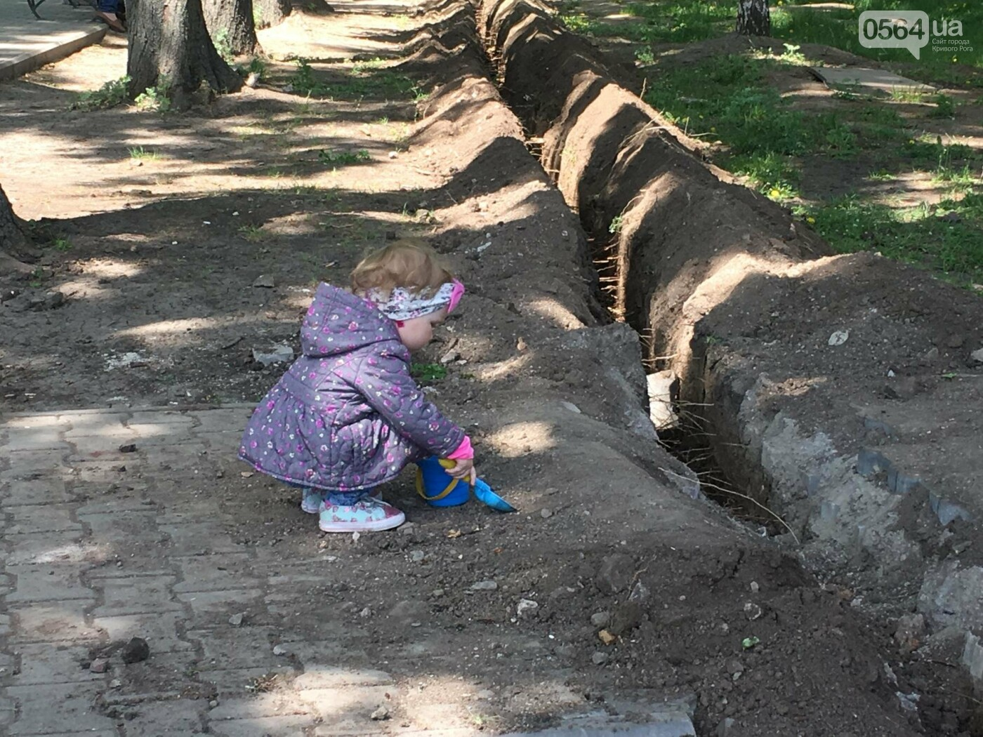 """""""В Европу без мусора!"""": криворожане помогли подготовить парк к Еврофесту (ФОТО), фото-16"""