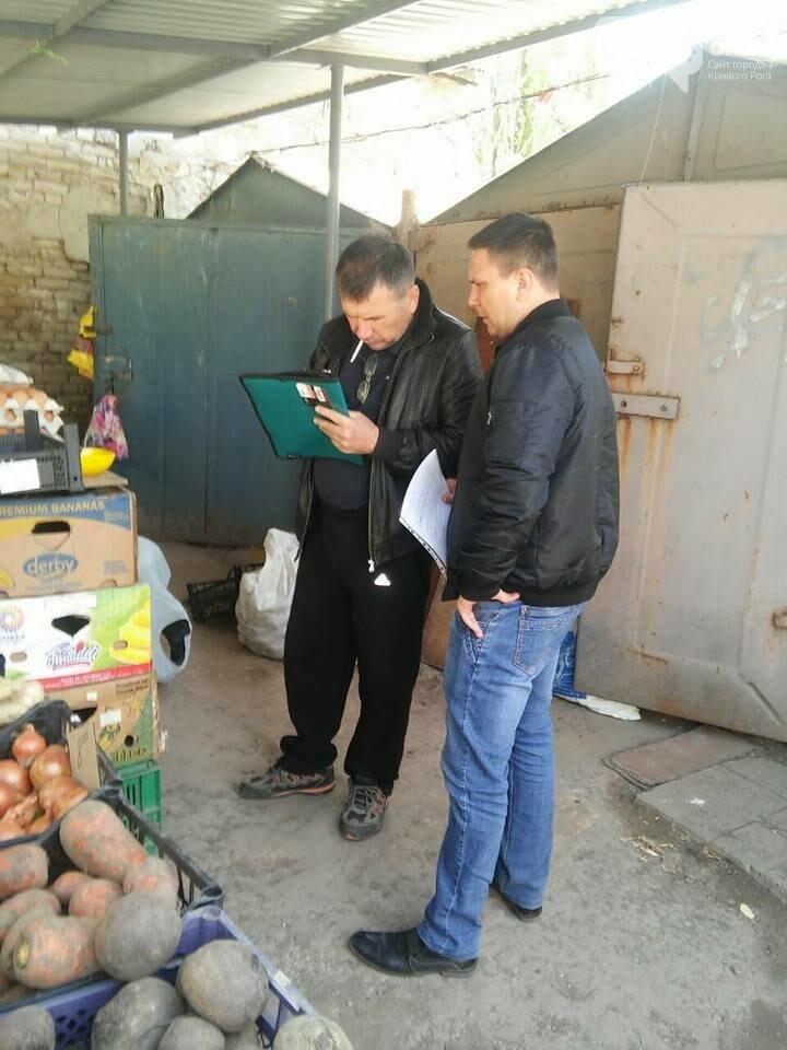 В Кривом Роге пытаются убрать с улиц торговцев колбасой и рыбой (ФОТО), фото-10