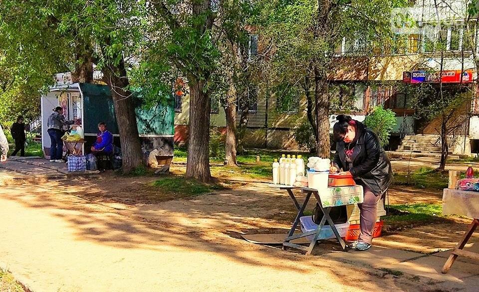 В Кривом Роге пытаются убрать с улиц торговцев колбасой и рыбой (ФОТО), фото-17