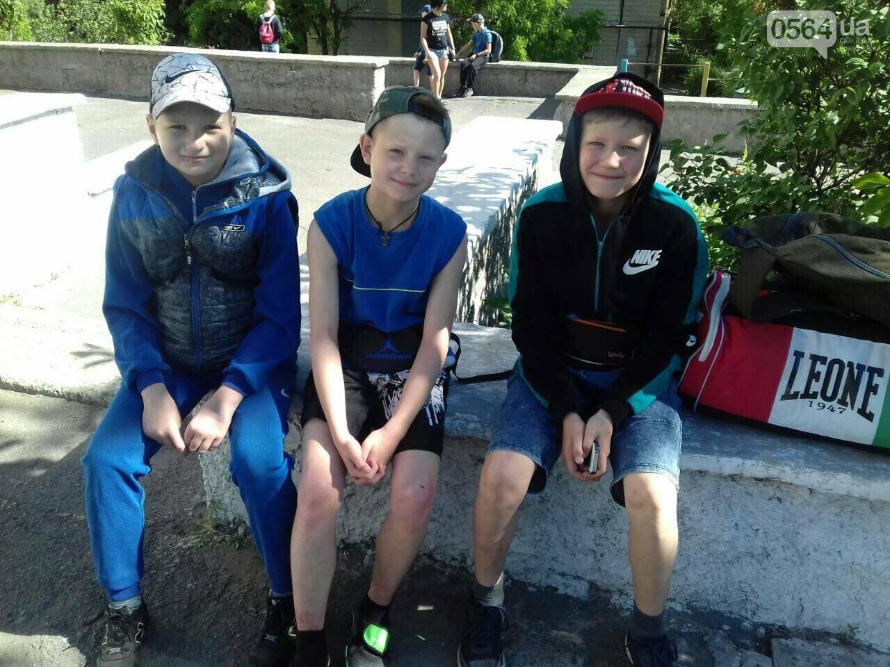 Юные криворожские спортсмены открыли летний сезон в спортивном лагере, - ФОТО, фото-1