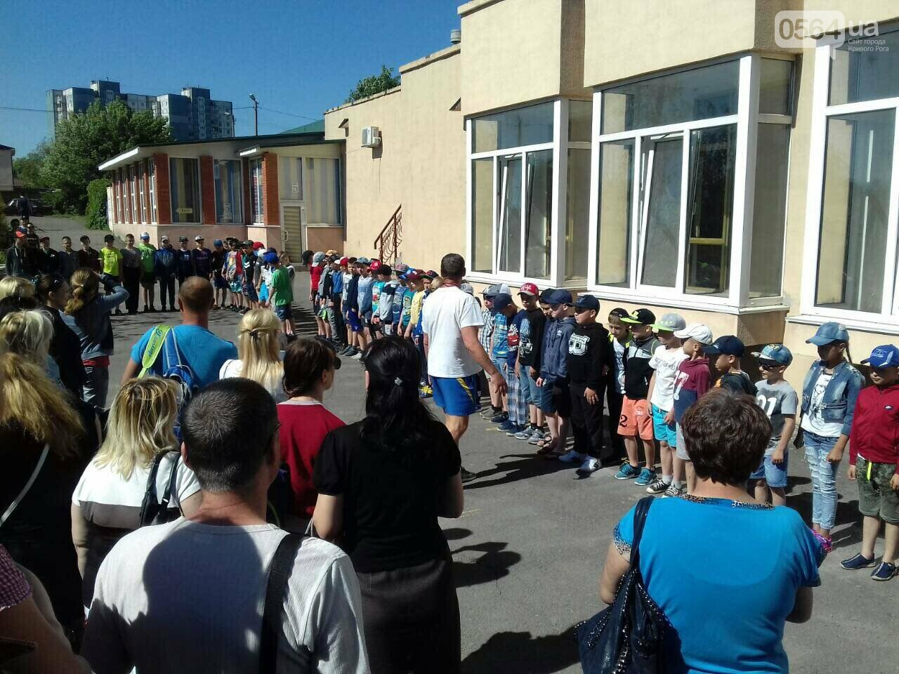 Юные криворожские спортсмены открыли летний сезон в спортивном лагере, - ФОТО, фото-2