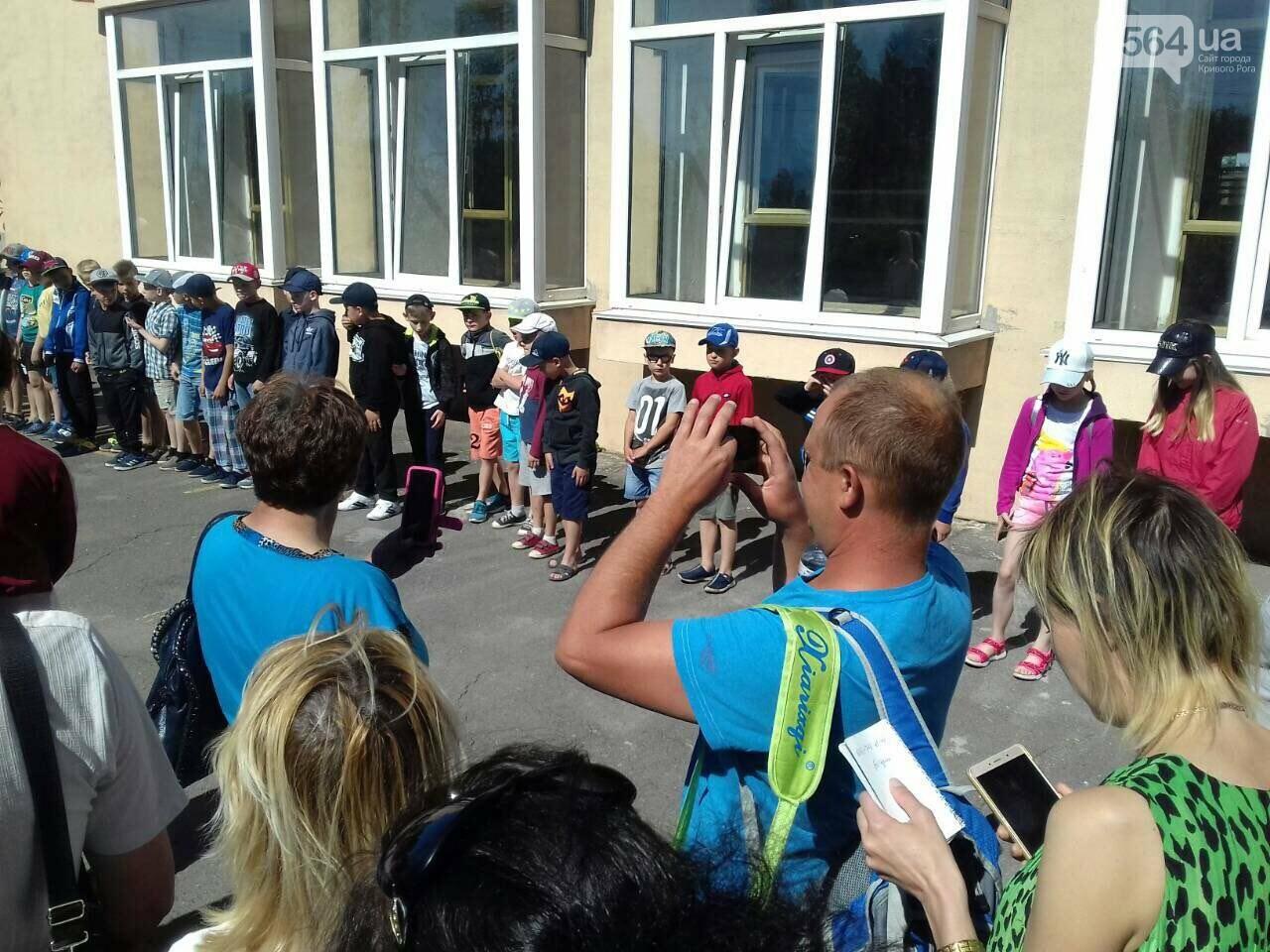 Юные криворожские спортсмены открыли летний сезон в спортивном лагере, - ФОТО, фото-12